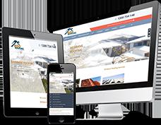 website design service huntersville cornelius nc